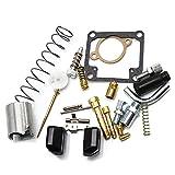 Carburador 125cc AlconStar- Kit de juntas de reparación de