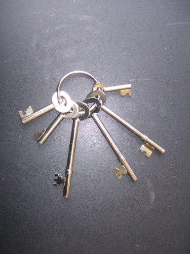 Fire brigade master key s