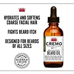 Cremo Forest Blend Revitalizing Beard Oil, Restores Moisture, Softens and Reduces Beard Itch for Facial Hair of All… 4