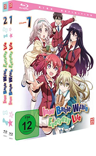 Inou Battle Within Everyday Life - Gesamtausgabe - [Blu-ray]