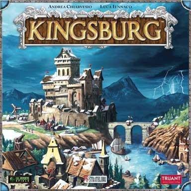 Truant Verlag 5801 - Kingsburg