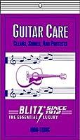 Blitz Guitar Care Cloth アコースティックギター アコギ ギター (並行輸入)