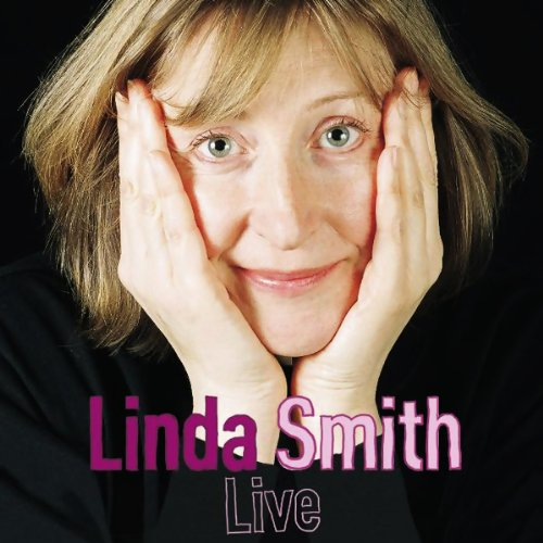 Linda Smith Live audiobook cover art