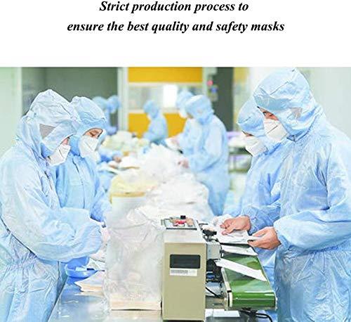 maschera anti batteri n95
