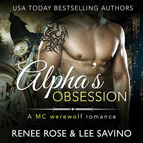 Alpha's Obsession: An MC Werewolf Romance cover art