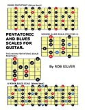 Pentatonic and Blues Scales for Guitar (Basic Scale Guides for Guitar) (Volume 18)