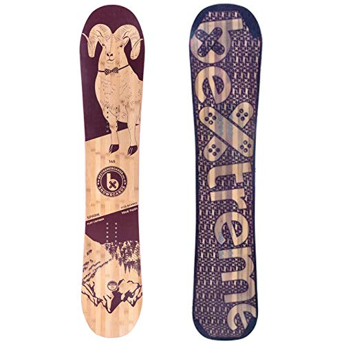 Bextreme Tabla Snowboard Mujer/Chica/niño Spark 145cm. Eco-