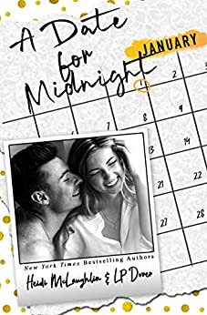 A Date for Midnight (The Dating Series Book 1) by [L.P. Dover, Heidi McLaughlin]