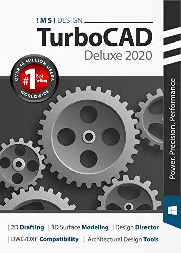 TurboCAD 2020 Deluxe [PC Download]