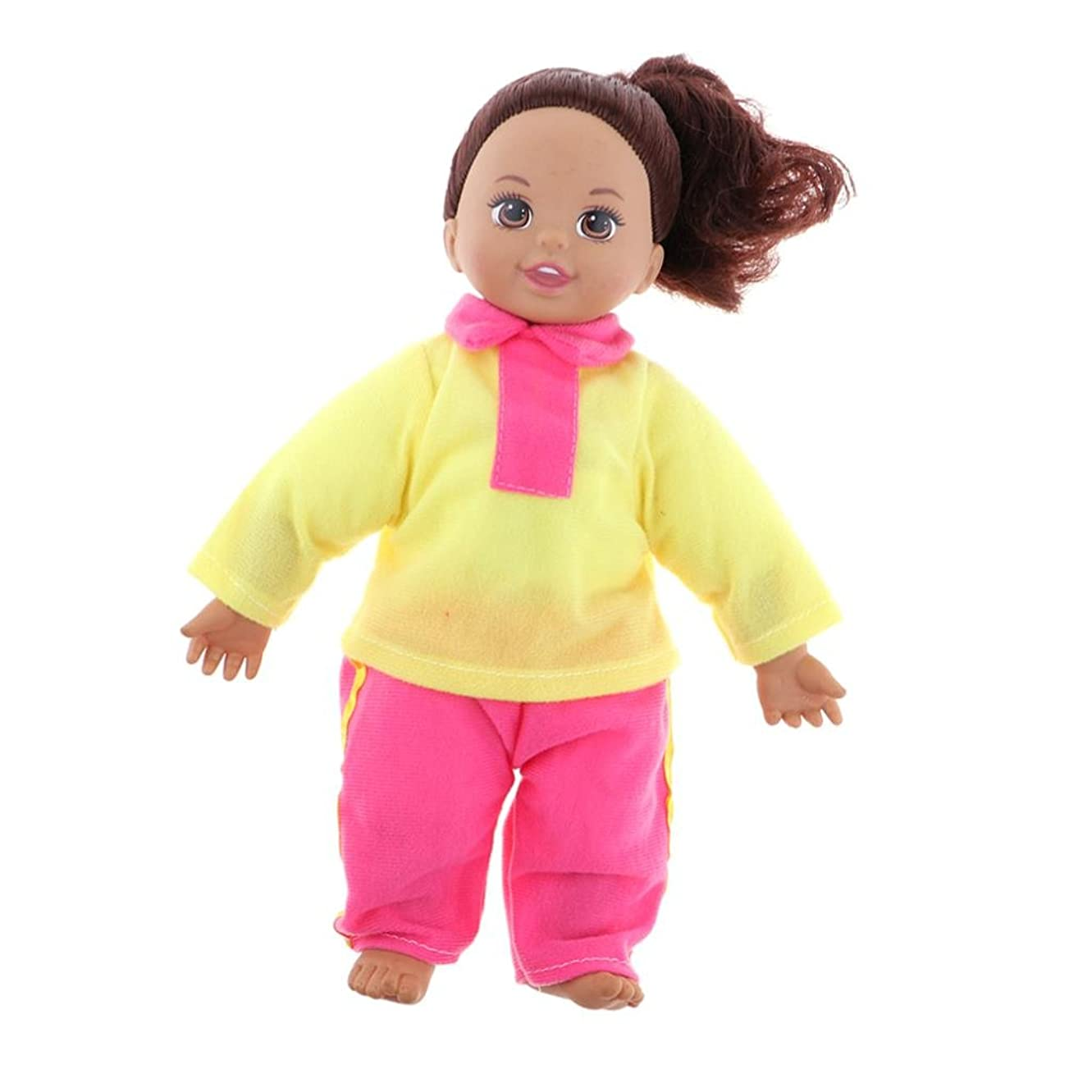 トリム放映均等に抱き人形 赤ちゃん人形 お人形セット 人形 ドール コスチューム人形 高さ約31cm