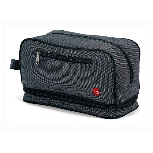 Benzi – Grand sac unisexe – Trousse de toilette Sac de lavage deux tons