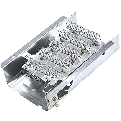 279838 Dryer Heating Element Assembly Replacement Part by AMI PARTS - Replaces EXP279838 AP3094254 279837 279838VP 3398064 3403585 8565582 AH33431