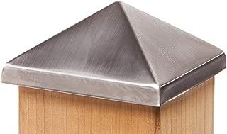 Pyramid Post Point Cap 4x4 (3-1/2