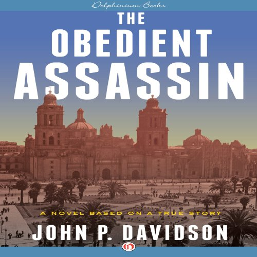 The Obedient Assassin audiobook cover art