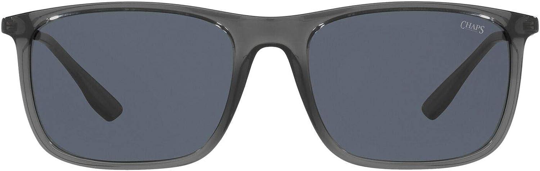 Chaps Men's Cp5007 Square Sunglasses