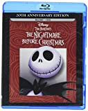 The Nightmare Before Christmas. Family Halloween movie.