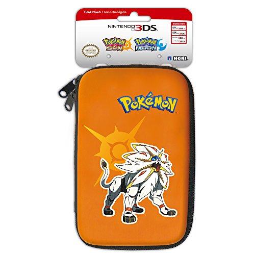 Hori - Funda rigida Pokemon Sol y Luna (Nintendo New 3DS XL , Nintendo New 3DS y Nintendo 3DS)
