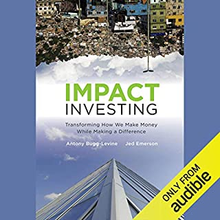 Impact Investing audiobook cover art