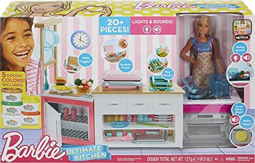 Ensemble de Cuisine Barbie Ultime - FRH73 - 5