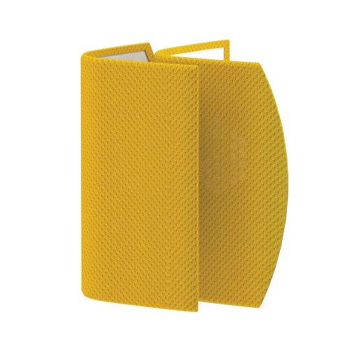 Pure VL-62016 Lautsprecherabdeckung für Jongo S340B (1-Paar) gelb
