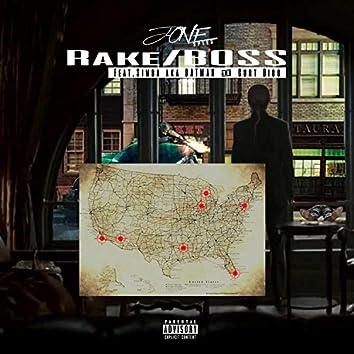 Rake/Boss (feat. Simba Aka Batman & Curt Digg)