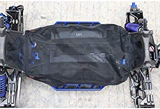 Hot Racing XMX16C02 Dirt Guard Chassis Cover Traxxas X-Maxx