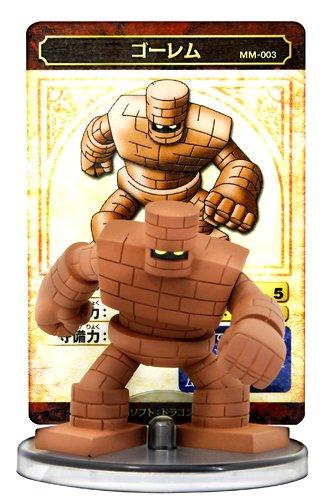 Dragon Quest Monster Museum 003 [Golem] (PVC Figure)