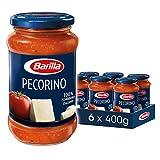 Barilla Pastasauce Pecorino – Sauce mit Pecorino Romano 6er Pack