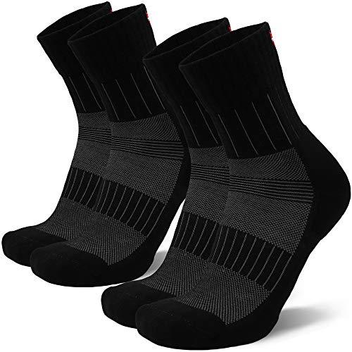 Calcetines de Running Merino Booster, para Hombres y Mujeres