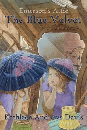 Book: The Blue Velvet (Emerson's Attic) by Kathleen Andrews Davis
