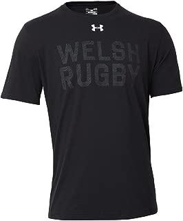 2018-2019 Wales Rugby WRU Graphic Tee (Black)