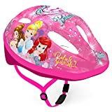 Disney Enfants Bike Helmet - Casque de vélo - Princess Sports, Multicolore, M