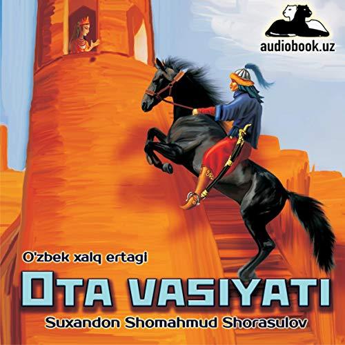 Ota vasiyati [The Will of the Father] audiobook cover art