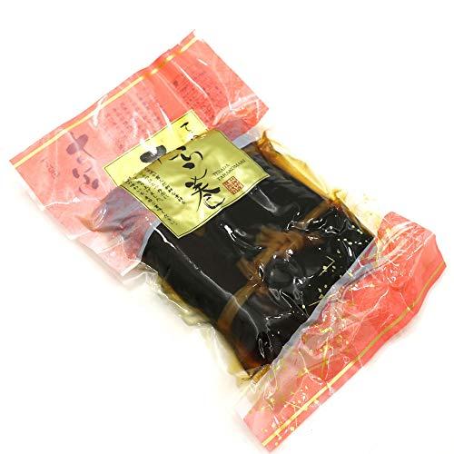 昆布巻き タラコ 昆布巻 たらこ 函館 タラコの昆布巻き 3本入り (220g前後) おせち料理の一品 佃煮昆布 コンブ巻 北海道 こんぶ巻