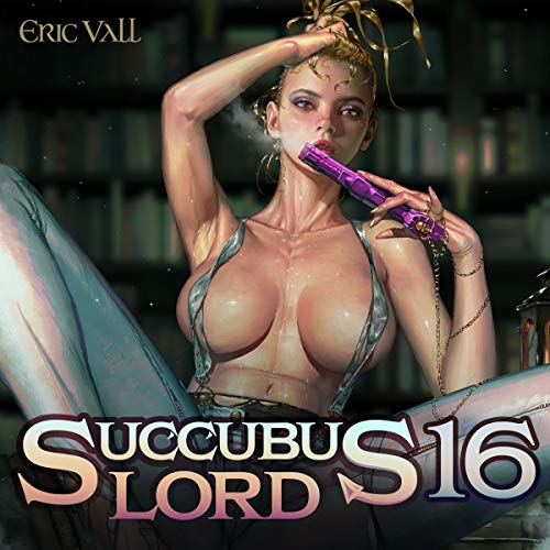 Succubus Lord 16  By  cover art