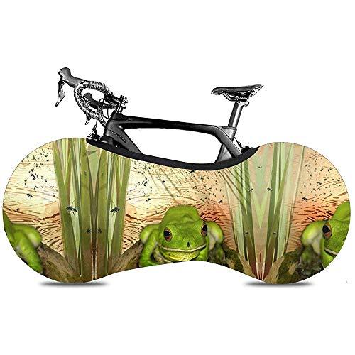 Cubierta De Bicicleta,Barkings Tree Frog Bicicleta Cubierta