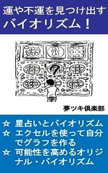 [夢ツキ倶楽部]の運や不運を見つけ出す!オリジナル・バイオリズム 運とツキシリーズ