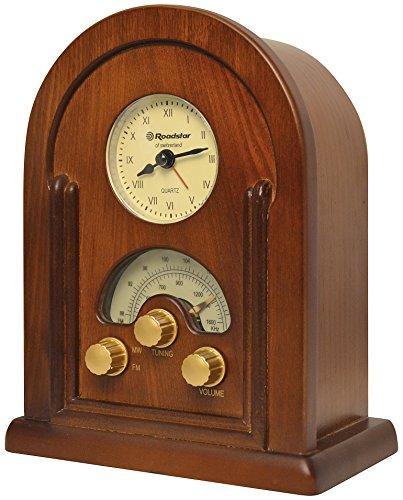 Roadstar HRA-1430 - Radio (MW/FM, analógico, 1 W), color ma
