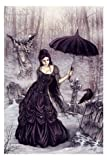 Victoria Frances–Sonnenschirm Girl–61x