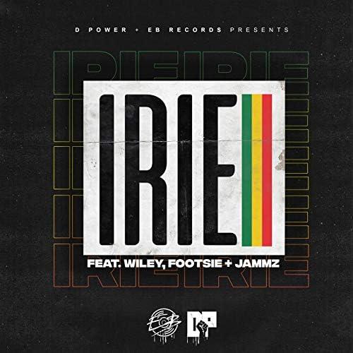 D Power Diesle, Wiley & Footsie feat. Jammz