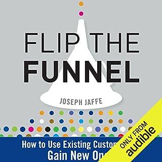 Flip the Funnel audiobook cover art