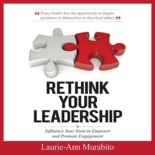 Rethink Your Leadership audiobook cover art