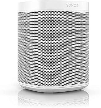 Sonos One  Gen 2  - Voice Controlled Smart Speaker with Amazon Alexa Built-in - White