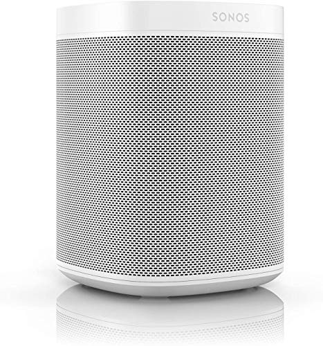 Our #7 Pick is the Sonos One Voice Controlled Speaker (Gen 2)