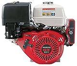 Honda New GX390 Engine Standard 1' Crank, Electric Start, Oil Alert
