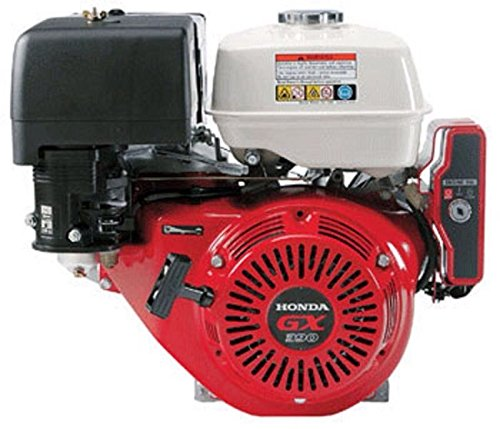 Honda New GX390 Engine Standard 1' Crank, Electric Start, Oil Alert
