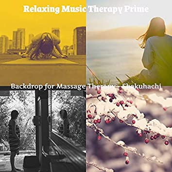 Backdrop for Massage Therapy - Shakuhachi