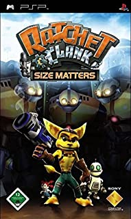 Ratchet and Clank: Size Matters (No español)