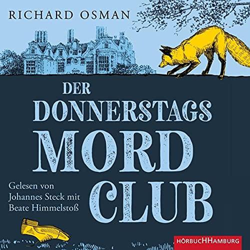 Der Donnerstagsmordclub cover art