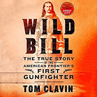 Wild Bill audiobook cover art